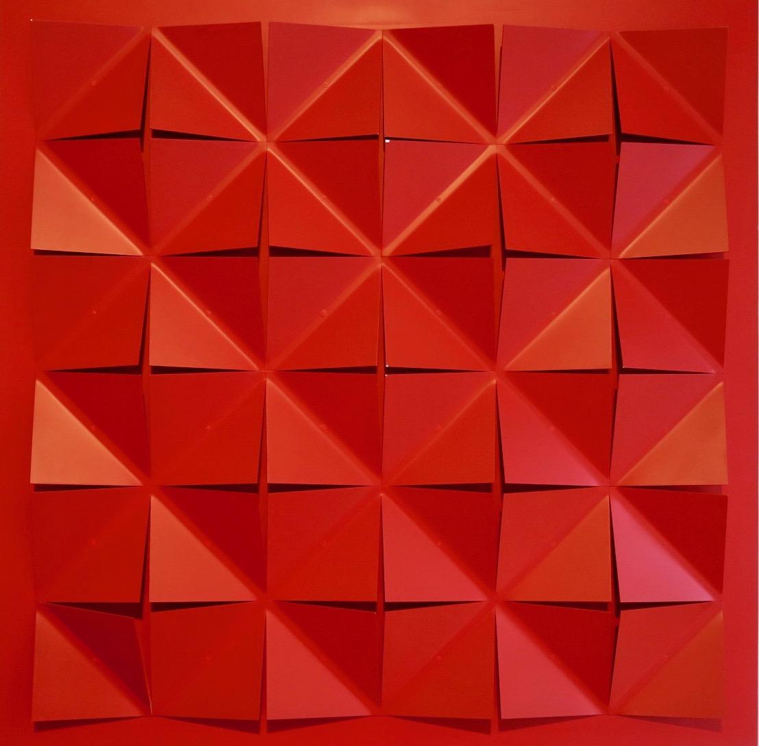 luis arnal peinture geometrique